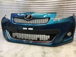 Бампер RS Vitz Витц KSP130 NCP131 NSP130 NSP135 Yaris 2010-2014г. в
