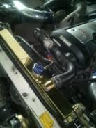 Радиатор охлаждения двигателя. Toyota Mark II, JZX100 Toyota Chaser, JZX100 1JZGTE