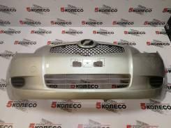 Бампер передний Toyota Vitz (XP90) 1мод 2005-2007 год 6690
