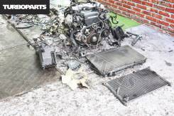 Двигатель + АКПП (СВАП) Mark2, Chaser JZX90 1JZ-GE [Turboparts