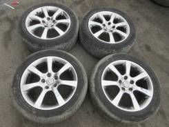 Комплект летних колес на литье. Без пр. по РФ 215/55/17 L-4 VVV