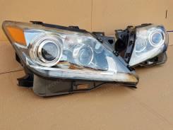 Фары LED для Lexus LX570 2012-2015г. Белые и Черные