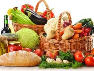 Продажа и доставка продуктов питания на дом