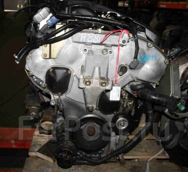 Двигатель Nissan VQ20DE для Cefiro A33