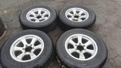 17444 Колеса для Toyota Prado встанут как литые !