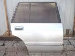 Дверь боковая задняя правая Toyota Crown GS-130 1G-FE.