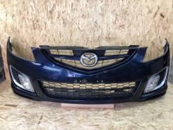 Бампер передний в сборе Mazda 6 GH Sport 2007-2012