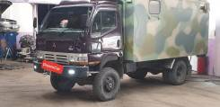 Mitsubishi Fuso Canter. Mitsubishi Canter с Кунгом. Мостовой.4WD., 4 350куб. см., 6 545кг., 4x4