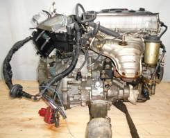 Двигатель Toyota 1NZ-FE с АКПП U340F 4ВД и навесным