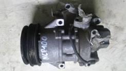 Компрессор кондиционера, Toyota Ractis, NCP100, 1NZ-FE, 447260-2333