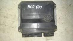 Блок управления ДВС, Toyota Ractis, NCP100, 1NZ-FE, 89661-52D30