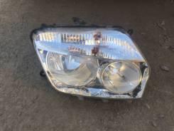 Фара правая серебро Renault Duster 12-15