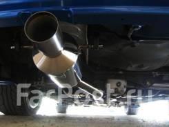 Глушитель ZERO Sports Subaru Impreza WRX STI GDB 00-07во Владивостоке