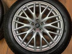 """Оригинальные летние колеса на Audi Q7 4M R20. 9.0x20"""" 5x112.00 ET33 ЦО 66,6мм."""