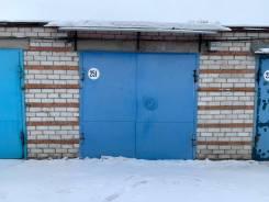 Гаражи кооперативные. улица Радищева 8б, р-н Индустриальный, 31,0кв.м., электричество, подвал.