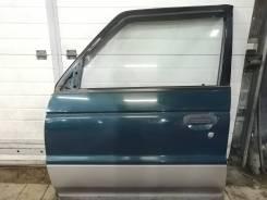 Дверь передняя левая Mitsubishi Pajero 2