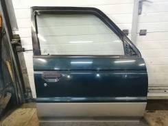Дверь передняя правая Mitsubishi Pajero 2