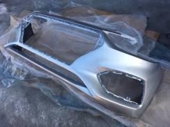 Бампер передний новый (cеребристый / RHM) Hyundai Solaris II 17-20г