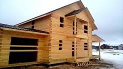 Строим дома бани