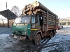 КамАЗ 55102. Продам лесовоз., 3 000куб. см., 8x2