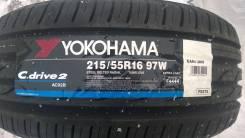 Yokohama C.Drive2 AC02, 215/55 R16 97W XL