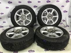 Комплект колес на дисках Bridgestone WS950 R15