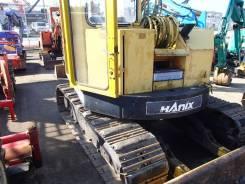 Hanix. Экскаватор 4 тонный, 0,40куб. м.