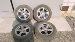Продам шины летние 205/65R15 вместе с дисками.