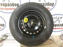 """Запасное колесо. 5.5x14"""" 4x100.00 ET39 ЦО 56,6мм."""