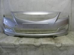 Бампер передний Hyundai Solaris (RB) с 2014-2017