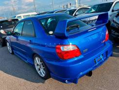 Бампер. Subaru Impreza WRX, GD, GDA, GDG, GG, GGA, GGG EJ20, EJ255