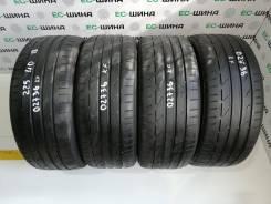 Bridgestone Potenza S001. летние, 2016 год, б/у, износ 20%