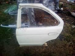 Дверь задняя левая Nissan Sunny (B15) 1998-2004