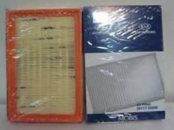 Hyundai 2811322600. Фильтр воздушный Accent II