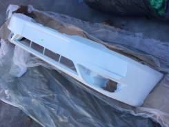 Новый окрашенный бампер (белый) Daewoo Nexia N150 08-16г
