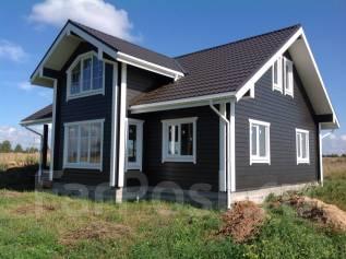 Строительство и производство домов из профилированного бруса под ключ.