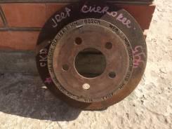 Диск тормозной задний JEEP Cherokee (KJ) [2002 - 2006], JEEP Liberty