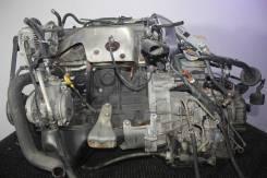 Двигатель Toyota 3S-FE катушечный с АКПП A140E и навесным