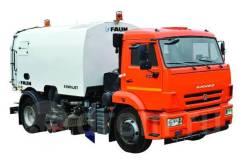 Кургандормаш КО-318. Вакуумная подметально-уборочная машина КО-318 (FAUN), 11 762куб. см.