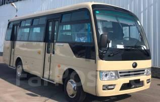 Yutong. Автобус аналог Hyundai County 22 места, от официального дилера, 22 места, В кредит, лизинг