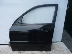 Дверь передняя левая SsangYong Rexton черная