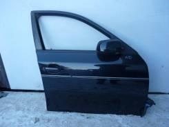 Дверь передняя правая BMW 525i, E60/61 универсал черно-синий