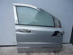 Дверь передняя правая SsangYong Kyron серебро