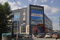 Офисное помещение 60 кв. м в БЦ Советникъ. 60,0кв.м., улица Маневровая 9, р-н Железнодорожный