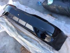 Новый окрашенный бампер (черный) Daewoo Nexia N150 08-