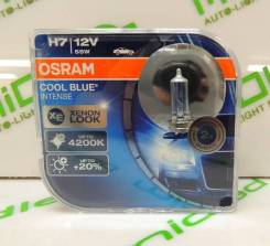Лампа H7 Osram 12V 55W COOL BLUE Intense 2 шт