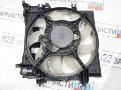 Диффузор радиатора охлаждения Subaru Forester SJ5 2014 г