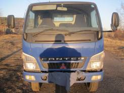 Mitsubishi FG35K. Продаётся грузовик митсубиши кантер, самосвал, 3 600куб. см., 3 000кг., 4x4