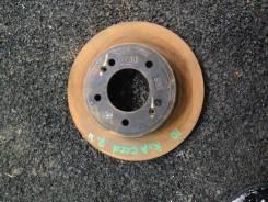 Тормозной диск KIA CEE'D, левый задний