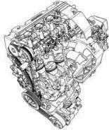 Двигатель Honda CR-V RD1